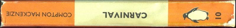 A scan of the spine of the book.